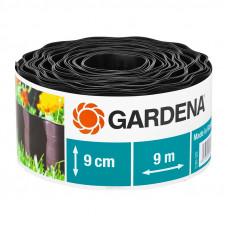 Бордюр черный Gardena 00530