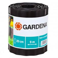 Бордюр черный Gardena 00534