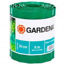 Бордюр зеленый Gardena 00540