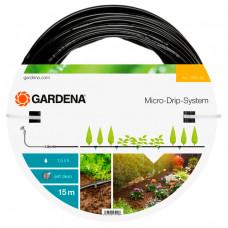 Шланг сочащийся 4.6 мм наземный Gardena 01362
