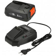 Комплект аккумулятор + зарядное устройство Gardena 14906