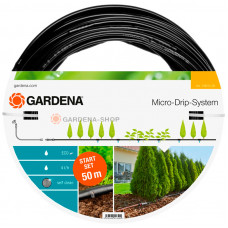 "Шланг сочащийся для наземной прокладки 13 мм (1/2"") х 50 м Gardena 13013"