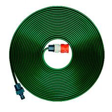 Шланг-дождеватель зеленый Gardena 7,5м -01995