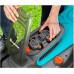 Аккумуляторная газонокосилка Гардена Gardena PowerMax Li-18/32 комплект