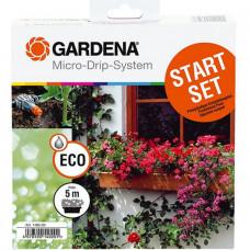 Капельный полив горшечных цветов Gardena 01402