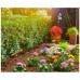 Капельный полив теплицы Гардена - Gardena 13010