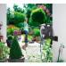 Садовая катушка Гардена со шлангом Gardena 15M