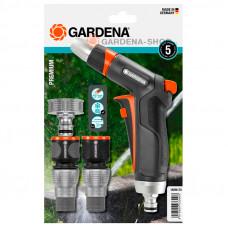 Базовый комплект для полива Gardena Premium 18298