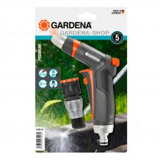 Комплект: Пистолет-наконечник для полива Premium + Коннектор с автостопом Premium