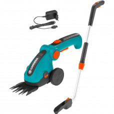 Ножницы для травы аккумуляторные с телескопической рукояткой Gardena ComfortCut Li 09858