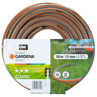 """Садовый поливочный шланг Гардена - Gardena Classic 19 мм (3/4""""), 25 м"""
