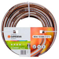 """Садовый шланг Gardena CLASSIC SKINTECH 13 мм (1/2""""), 50 м"""