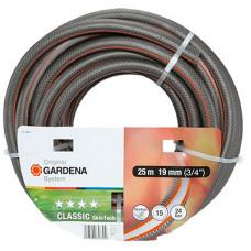 """Садовый шланг Gardena CLASSIC SKINTECH 19 мм (3/4""""), 25 м"""