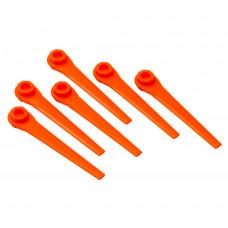 Ножи пластиковые запасные Gardena 05368
